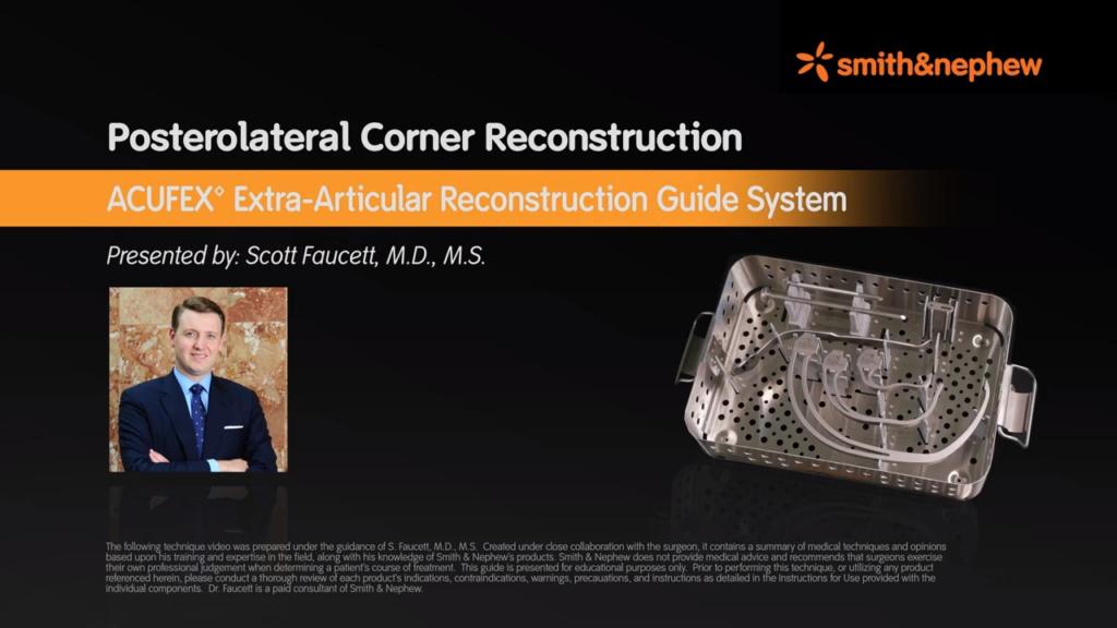 PLC-rekonstruktion (Acuflex) 1